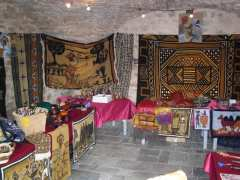 photo de Exposition-vente d'artisanats maliens