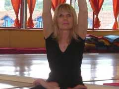 picture of Stage de pratique intensive de yoga avec Josiane Andrieu