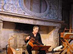 picture of Olivier PAYRAT, Concert de Chants de Troubadours