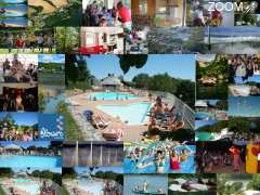 photo de Flower Camping caravaning les terrasses du lac