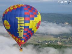 picture of Bapteme de l'air en montgolfiere