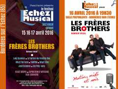 "picture of Le Festival ""L'Echez Musical"" invite les Frères Brothers !"