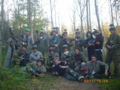 Foto MPO PAINTBALL