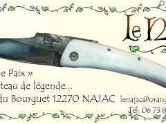 picture of Couteau Le Najac