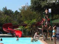 Foto camping le martinet rouge