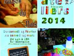 picture of ATELIERS ENFANTS VACANCE HIVER 2014
