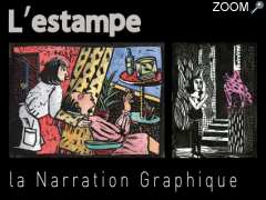 photo de Estampe, la narration graphique