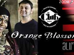 foto di  ORANGE BLOSSOM + ALIMA @Le CLUB - Rodez