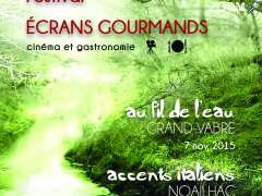 picture of Festival de cinéma Ecrans gourmands
