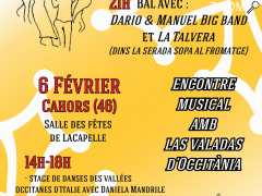 picture of Bal avec Dario & Manuel Big band et La Talvera