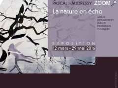 picture of Autour de If, tapisserie de Pascal Haudressy : La nature en écho.