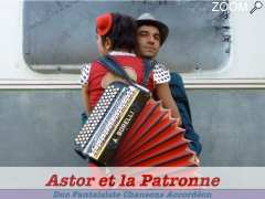 picture of Astor et la patronne